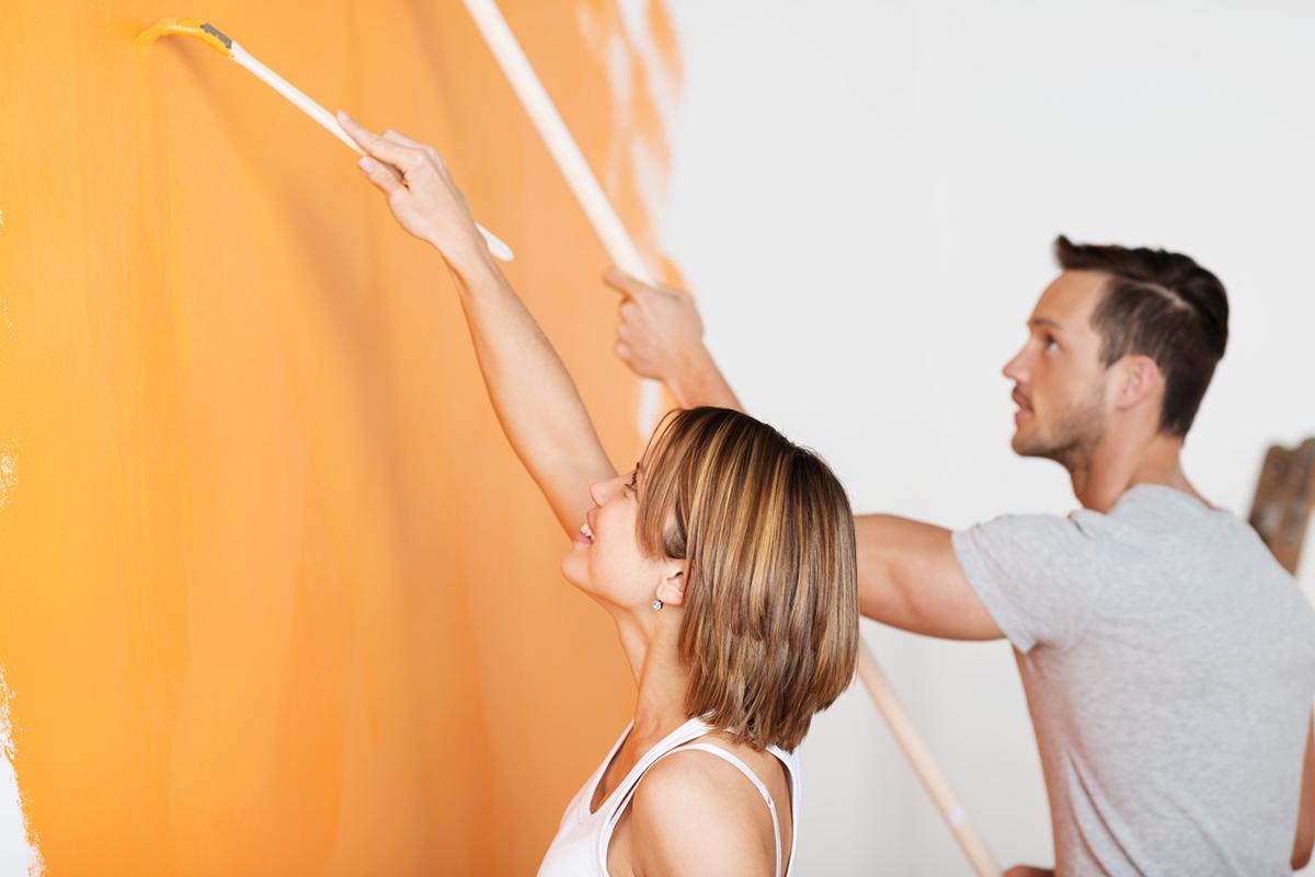 Eine neue Farbe sollte gut durchdacht sein, denn Sie wirkt unterbewusst auf Sie ein.