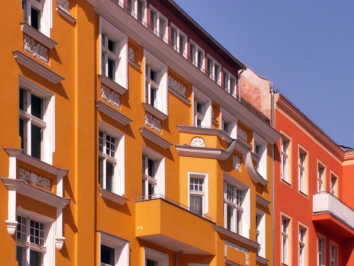 Wir lassen Ihre Fassade im neuen Glanz erstrahlen