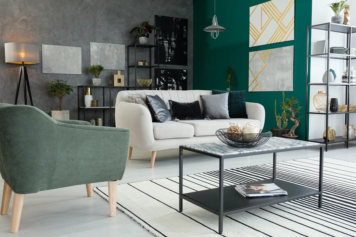 Neuer Flair für Ihr Wohnzimmer
