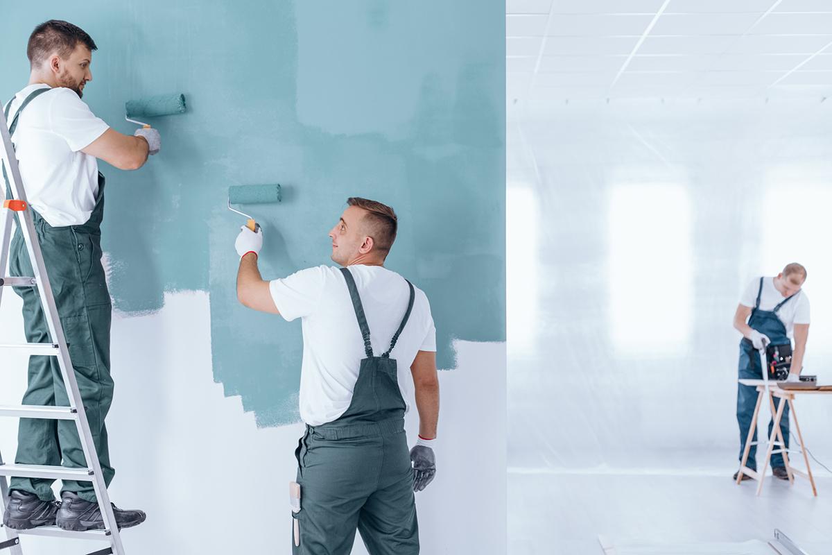 Malerarbeiten in Meschede • All unsere Leistungen im Überblick